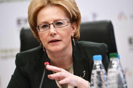 Зарплата медиков в России: Вероника Скворцова озвучила среднюю зарплату врачей