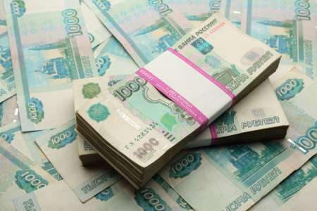 Доллар обрушился ниже 57 рублей 4 января
